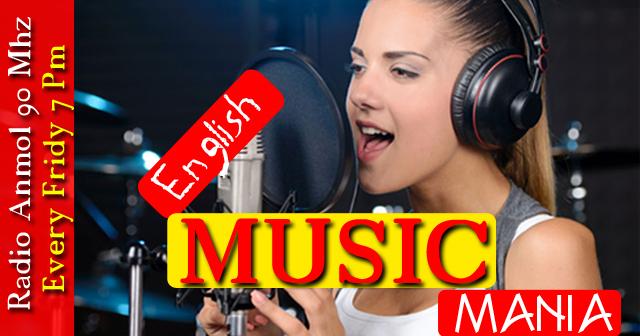 English Music Mania Final-Radio Anmol